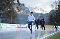 SPEED SKATING: COLLALBO: Arena Ritten, 10-01-2019, ISU European Speed Skating Championships, Marcel Bosker (NED), ©photo Martin de Jong
