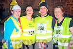 Pictured at the Killarney Lions club 5k road race in Killarney on Monday evening were Breda O'Sullivan, Eilish O'Brien, Mark Williams and Mary O'Donoghue.