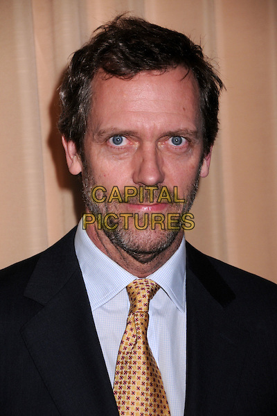 HUGH LAURIE .12th Annual PRISM Awards at the Beverly Hills Hotel, Beverly Hills, California, USA..April 24th, 2008.headshot portrait stubble facial hair .CAP/ADM/BP.©Byron Purvis/AdMedia/Capital Pictures.