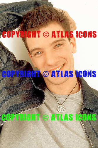 N'Sync - JC Chasez exclusively photographed in London UK - 02 Feb 2000.  Photo credit: George Chin/IconicPix