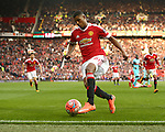 Marcus Rashford of Manchester United during the Emirates FA Cup match at Old Trafford. Photo credit should read: Philip Oldham/Sportimage