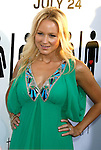 """HOLLYWOOD, CA. - July 16: Jewel arrives at the Los Angeles premiere of """"The Ugly Truth"""" held at the Pacific's Cinerama Dome on July 16, 2009 in Hollywood, California."""