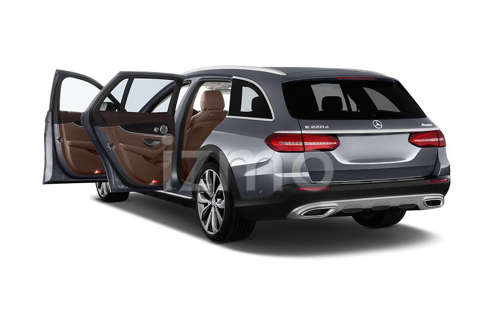 Car images of 2017 Mercedes Benz E-Class All-Terrain 5 Door Wagon Doors