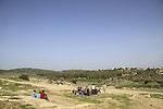 Israel, Shephelah, a view of Hurvat Midras