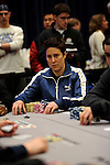Day three chip leader Vanessa Selbst