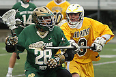 Rochester Adams at Pontiac Notre Dame Prep, Boys Varsity Lacrosse, 5/23/13
