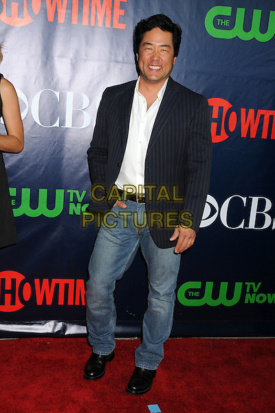 17 July 2014 - West Hollywood, California - Tim Kang. CBS, CW, Showtime Summer Press Tour 2014 held at The Pacific Design Center. <br /> CAP/ADM/BP<br /> &copy;Byron Purvis/AdMedia/Capital Pictures