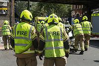 Brixton Fire & Rescue incident 19-8-19