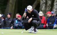 Sergio Garcia - BMW PGA Golf Championship at Wentworth Golf Course - 23/05/13 - MANDATORY CREDIT: Rob Newell/TGSPHOTO - Self billing applies where appropriate - 0845 094 6026 - contact@tgsphoto.co.uk - NO UNPAID USE