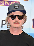 WESTWOOD, CA - JUNE 30: David Spade attends the Columbia Pictures and Sony Pictures Animation's world premiere of 'Hotel Transylvania 3: Summer Vacation' at Regency Village Theatre on June 30, 2018 in Westwood, California.