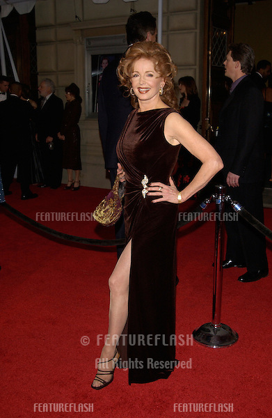 Actress SUZANNE ROGERS at the 28th Annual People's Choice Awards in Pasadena..13JAN2002..© Paul Smith/Featureflash