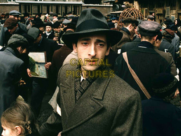 ADRIEN BRODY.in The Pianist (Le Pianiste).Filmstill - Editorial Use Only.Ref: FB.www.capitalpictures.com.sales@capitalpictures.com.Supplied by Capital Pictures