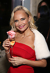 Kristin Chenoweth attends the Opening Night celebration for Kristin Chenoweth - 'My Love Letter To Broadway'  at the Rainbow Room Bar on November 2, 2016 in New York City.