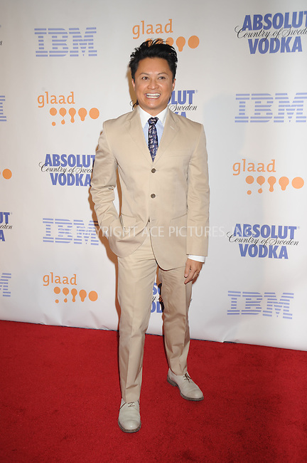 WWW.ACEPIXS.COM . . . . .....March 17, 2008. New York City....Actor Alec Mapa arrives at the 19th Annual Glaad Media Awards held at the Marriott Marquis in New York City...  ....Please byline: Kristin Callahan - ACEPIXS.COM..... *** ***..Ace Pictures, Inc:  ..Philip Vaughan (646) 769 0430..e-mail: info@acepixs.com..web: http://www.acepixs.com