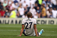 A dejected Lucas of Tottenham Hotspur after  Tottenham Hotspur vs Newcastle United, Premier League Football at Tottenham Hotspur Stadium on 25th August 2019