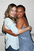 LOS ANGELES - JUN 22:  Annika Noelle, Nia Sioux at the Bold and the Beautiful Fan Club Luncheon at the Marriott Burbank Convention Center on June 22, 2019 in Burbank, CA
