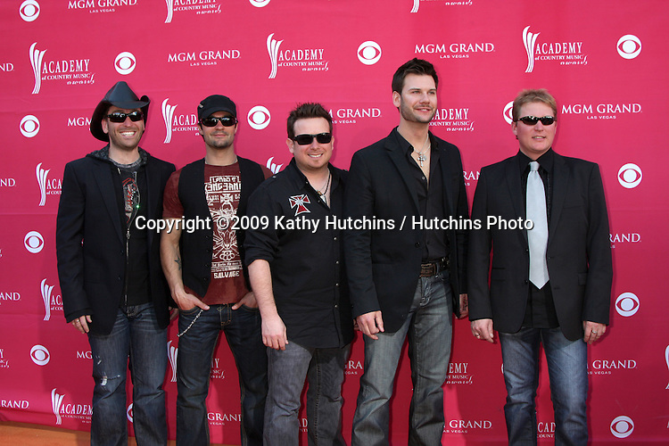 Emmerson Road arriving at the 44th Academy of Country Music Awards at the MGM Grand Arena in  Las Vegas, NV on April 5, 2009.©2009 Kathy Hutchins / Hutchins Photo....                .