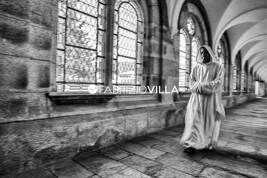 La clausura dei monaci Certosini di Serra San Bruno