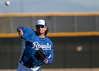Royals Of Kansas City during   Spring Trainig  2013
