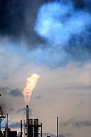 Air Pollution,   Monsanto plant, Soda Springs, Idaho