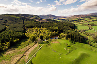 BNPS.co.uk (01202 558833)<br /> Pic:  Galbraith/BNPS<br /> <br /> A stunning Scottish retreat with its own private loch has emerged on the market for just £250,000 - less than a tiny London studio flat.<br /> <br /> Loch Cottage, north west of the village of Kirkmichael in Perthshire, has 65 acres of pasture and woodland.<br /> <br /> It is metres from the Cateran Trail, one of the country's great walking and mountain biking trails.<br /> <br /> And the property has fishing rights for the nearby River Ardle, which is home to brown trout and salmon.
