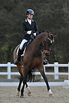 Class 8. British Dressage. Brook Farm training centre. Stapleford abbots. Essex. 10/03/2018. ~ MANDATORY CREDIT Garry Bowden/SIPPA - NO UNAUTHORISED USE - +44 7837 394578