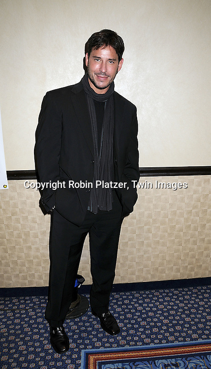 "Ricky Paull Goldin actor on "" All My Children"".at The HeartShare Human Services of New York Spring Gala and Auction on April 8, 2008 at The Marriott .Marquis Hotel in New York City. Cameron Mathison of ""All My Children""  and Tony Sirico of ""The Sopranos"" were honored. ..Robin Platzer, Twin Images"