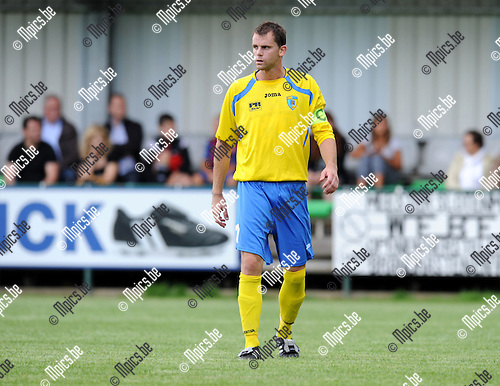 2011-08-07 / Voetbal / seizoen 2011-2012 / KFCO Wilrijk / Gert Michiels..Foto: mpics