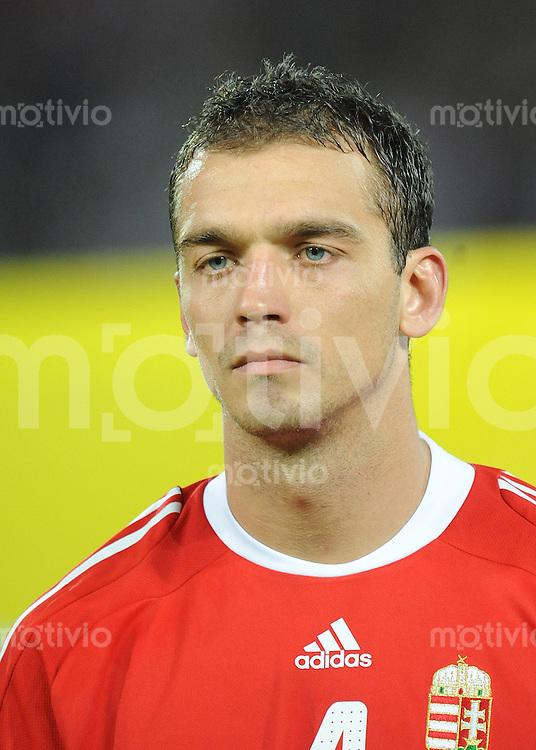 Fussball International   WM  2010  Qualifikation  Gruppe 1    09.09.2009 Ungarn - Portugal Roland Juhasz (HUN)