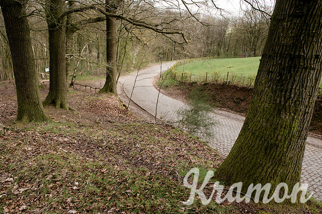 The infamous Kemmelberg is empty on race day…<br /> <br /> Due to the international pandemic caused by the coronavirus COVID-19, the 82nd edition of Gent-Wevelgem in Flanders Fields (BEL/1.UWT), like all other Spring Classics in 2020, was cancelled which left the race roads (as the rest of the country in lockdown) eerily empty on race day…<br /> <br /> 1 day race from Ypres to Wevelgem (257km)<br /> <br /> ©kramon