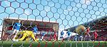 03.03.2019 Aberdeen v Rangers: Allan McGregor beaten by Sam Cosgrove's penalty kick