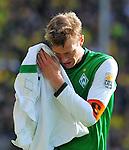 Fussball 1.Bundesliga 2009/2010: Dortmund - Bremen