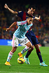 2014-11-01-FC Barcelona vs RC Celta de Vigo: 0-1.