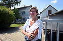REFUGEE CRISIS IN AUSTRIA. GRAZ REFUGEE HOUSE. GIRHILD HERRGESELL. PHOTO BY CLARE KENDALL. 12/08/15.