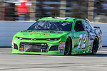Monster Energy NASCAR Cup Series driver Corey LaJoie (72) in action during the Monster Energy NASCAR Cup Series, AAA Texas 500, race at the Texas Motor Speedway in Fort Worth,Texas.