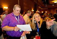 The Lowe's International Sales Meeting 2012 in Las Vegas at the Mandalay Bay Convention Center...Photo By: Patrick SchneiderPhoto.com