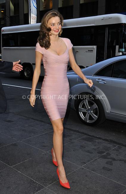 WWW.ACEPIXS.COM<br /> <br /> June 4 2013, New York City<br /> <br /> Model Miranda Kerr made an appearance at Fox and Friends on June 4 2013 in New York City<br /> <br /> By Line: Romeo/ACE Pictures<br /> <br /> <br /> ACE Pictures, Inc.<br /> tel: 646 769 0430<br /> Email: info@acepixs.com<br /> www.acepixs.com