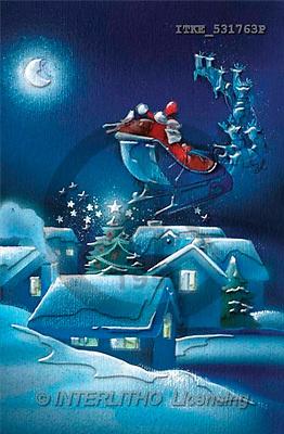 Isabella, CHRISTMAS SANTA, SNOWMAN, paintings(ITKE531763,#X#) Weihnachtsmänner, Schneemänner, Weihnachen, Papá Noel, muñecos de nieve, Navidad, illustrations, pinturas