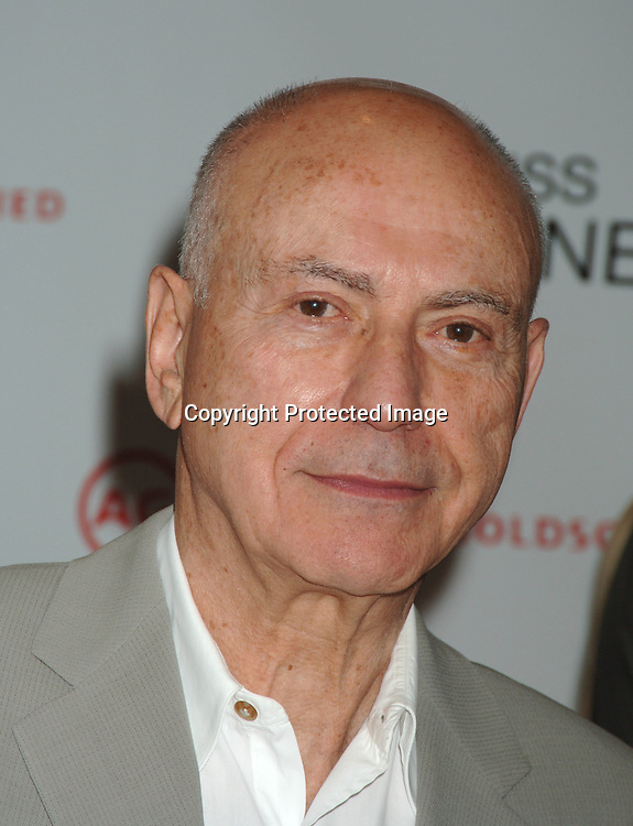 """Alan Arkin ..at The New York Premiere of """"Little Miss Sunshine"""" starring ..Greg Kinnear, Toni Collette and Abigail Breslin on July 25, 2006 at The AMC LoewsLincoln Theatre. ..Robin Platzer, Twin Images"""