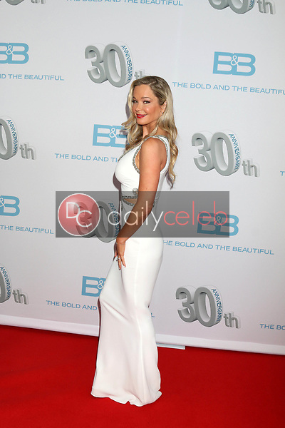 """Jennifer Gareis<br /> at the """"The Bold and The Beautiful"""" 30th Anniversary Party, Clifton's Downtown, Los Angeles, CA 03-18-17<br /> David Edwards/DailyCeleb.com 818-249-4998"""