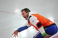 SCHAATSEN: Team Corendon, Jan van Veen, ©foto Martin de Jong