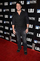 "LOS ANGELES - OCT 24:  Christian Kane at the ""LBJ"" World Premiere at the ArcLight Theater on October 24, 2017 in Los Angeles, CA"