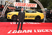 Logan Lucky London premiere