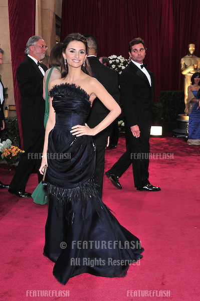 Penelope Cruz at the 80th Annual Academy Awards at the Kodak Theatre, Hollywood, CA..February 24, 2008 Los Angeles, CA.Picture: Paul Smith / Featureflash