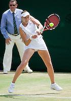 29-6-09, England, London, Wimbledon, Nadia Petrova