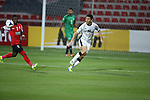 Al-Ahli (UAE) vs Al-Sadd (QAT) during the 2014 AFC Champions League Match Day 2 Group D match on 12 March 2014 at Al-Rashid Stadium, Dubai, United Arab Emirates. Photo by Stringer / Lagardere Sports