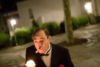 Pierre Etaix, 20 ans de la Fondation Groupama-Gan pour le Cinema, Cannes, France, 17 mai 2007.