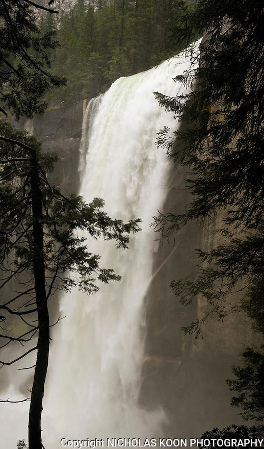 Vernal Falls, Yosemite - 2011