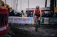 Marianne Vos (NED/Waow Deals)<br /> <br /> Women Elite Race<br /> UCI CX Worlds 2018<br /> Valkenburg - The Netherlands