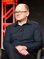 PASADENA, CA - FEBRUARY 4: Cast Member Mark Proksch during the WHAT WE DO IN THE SHADOWS panel for the 2019 FX Networks Television Critics Association Winter Press Tour at The Langham Huntington Hotel on February 4, 2019 in Pasadena, California. (Photo by Frank Micelotta/FX/PictureGroup)